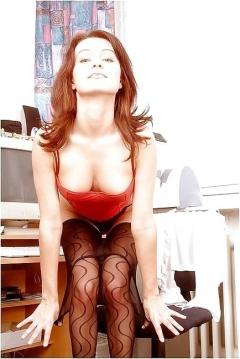 Pantyhosed Lady 3