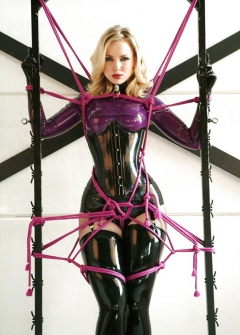 Master\'s beautiful bondage babes 7