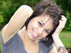 Teen Model Bailey Models Nude - TrueAmateurModels.com