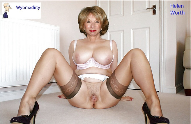 Phrase... helen worth upskirt