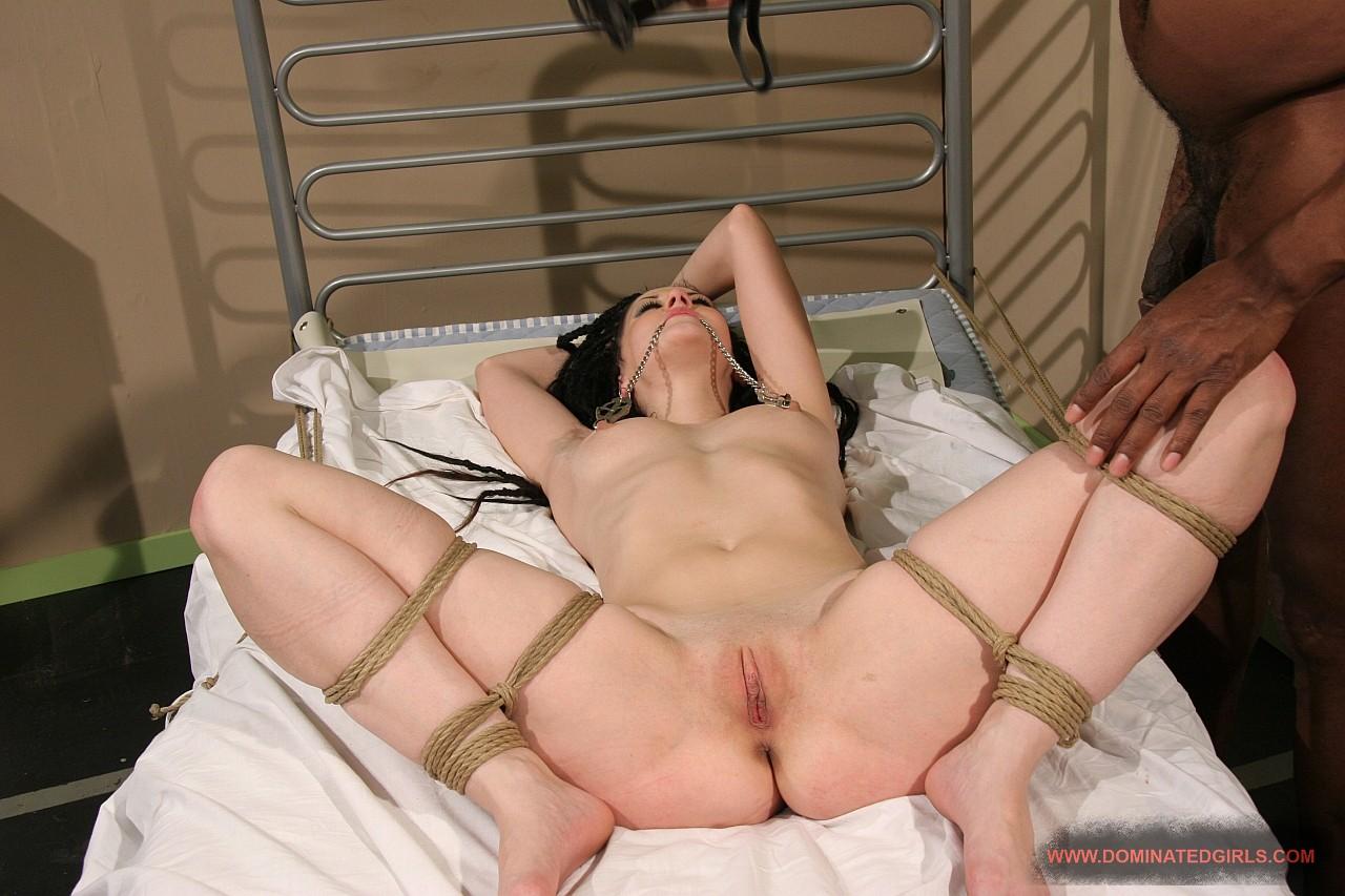 Связанные девушек секс, Бондаж - порно со связыванием и шибари на 24 видео 11 фотография