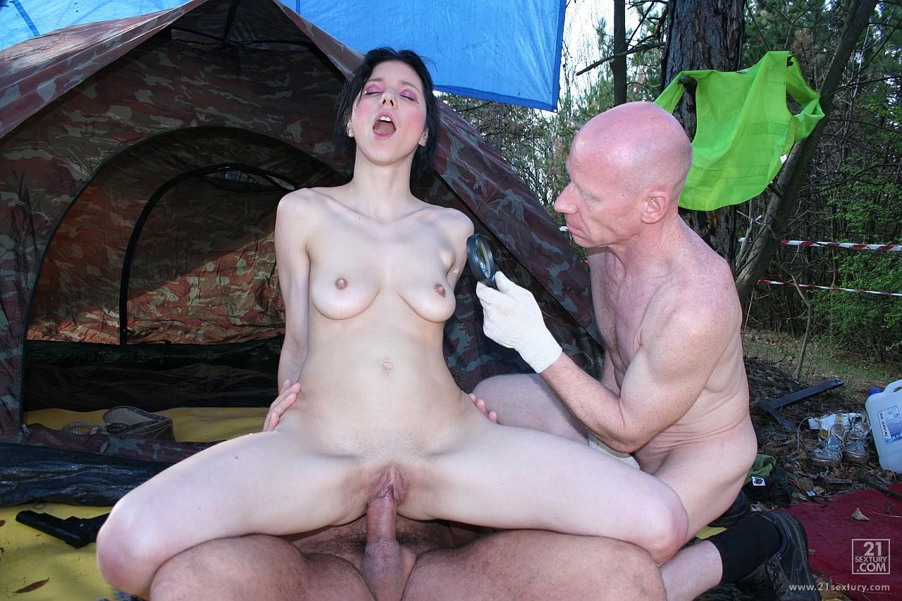 маладая девушка с видео секс старик
