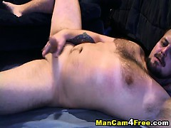 chubby-guy-jerking-off