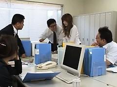 asian-secretary-from-tokyo-with-bum-milk
