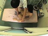 Obscene Massage Therapist Voyeurism
