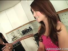 stunning-lesbo-cougar-seducing-a-teen-redhead-sex-doll