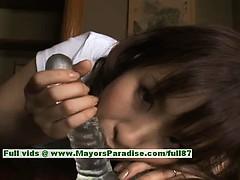 Nao Ayukawa hot girl hot Chinese model likes fucking in the