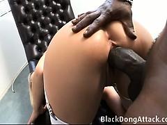 Black Dong Attack