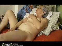 old-chubby-granny-masturbate-herself-with-a-toy
