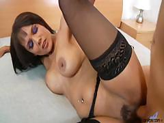 housewife-in-stockings-and-garter-fucks-her-lover