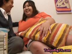 fat-hitomi-matsumoto-playing-with-banana-15-by-tokyobigtit