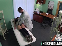 foxy-blonde-patient-getting-massaged-by-her-doctor