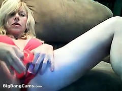 granny-teases-her-pussy