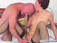 bald-grandpa-fucks-juicy-pussy