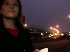 european-amateur-babe-fucked-in-public-at-night