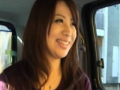japanese-milf-patting-his-crotch