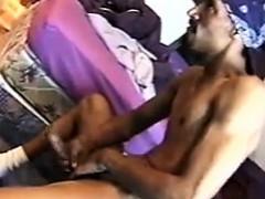 ebony-guy-masturbating