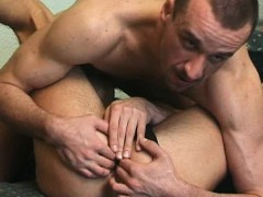 Hairy Anal Hole Takes A Hot Dick