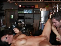 business-woman-strips-for-bartender-on-the-bar