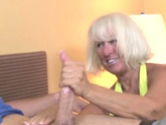 handjob loving granny tugging dick granny sex movies