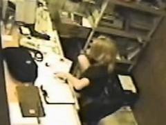 cute-blonde-caught-masturbating-at-the-office