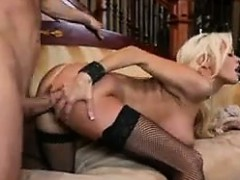 Blonde Russian Stripper