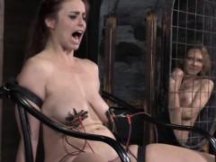 Electrosex Sub Gets Shock Treatment