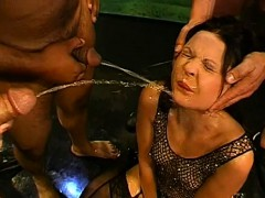 loads of face pissing for wild angel Hot