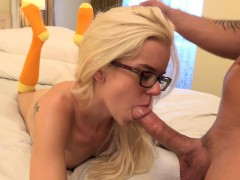 sexy-blonde-gives-a-footjob-and-gets-fucked-hard