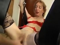 mature-woman-fisted-and-fingered-on-a-swing