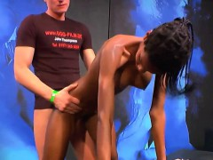 cum-swallowing-ebony-slut