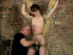 Twinks Xxx Another Sensitive Cock Drained