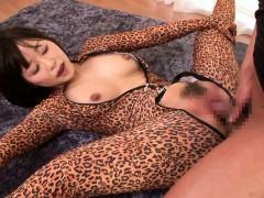 flexible-cosplay-babe-doing-splits-on-a-cock