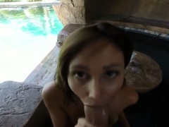 hot-babe-ariana-sex-beside-the-pool-pov