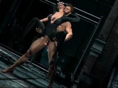 woiverine loves catwoman – best 3d hentai porn world