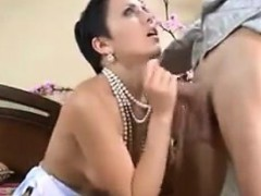 Virgin Getting A Blowjob From A Whore