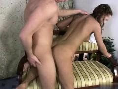 busty-girlfriend-eating-cum