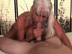 granny sucks young stud dick granny sex movies