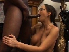 brunette-cougar-loves-to-choke-on-a-bbc