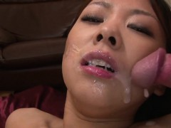 Slutty Teen Fucks And Sucks A Whole Room Of Guys