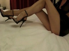 jerking-off-to-high-heels-and-getting-a-hot-foot-job