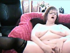 charming-granny-loves-fingering-pussy-on-webcam