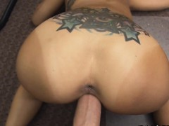 Asian Chick Got Pounded After A Massage