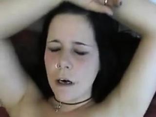 European Slut Gets A Great Creampie