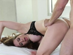sexy daughter rough anal