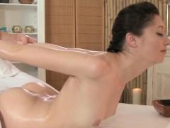 Erotic Massage Fingering From Europe Closeup