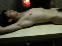 naked-slave-boy-got-hot-wax