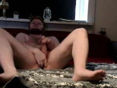 danish-guy-ginger-cub-butt-show-and-jerk-off