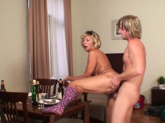 cleaning-lady-takes-his-horny-cock-from-behind