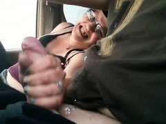 masturbation-and-handjob-in-the-car